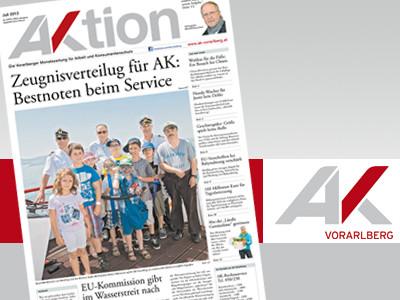 Titel AKtion Juli 2013 © AK, AK