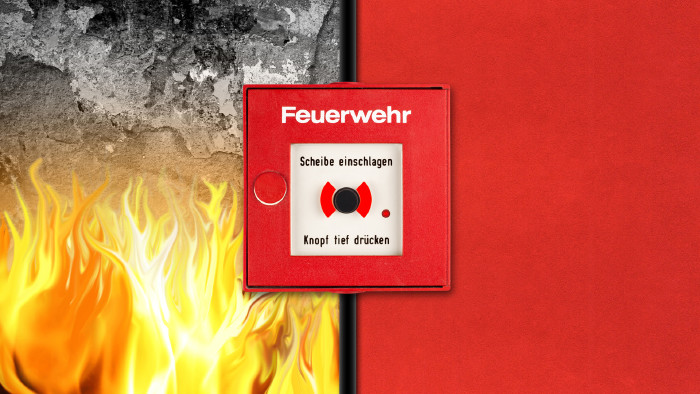 Feueralarm © stockphoto-graf, stock.adobe.com