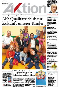 AKtion April 2013 Titelbild © AK, AK