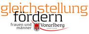 Logo Gleichstellung fördern - Land Vorarlberg © Land Vorarlberg