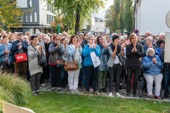 Symbolische Beerdigung der VGKK © AK Vbg.