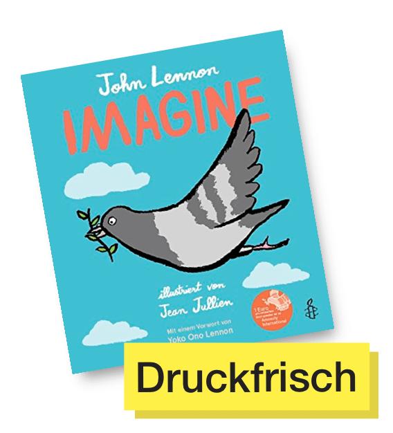 Buchcover Imagine © Verlag freies Geistesleben