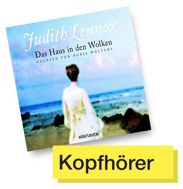CD Cover Das Haus in den Wolken © Audiobuch