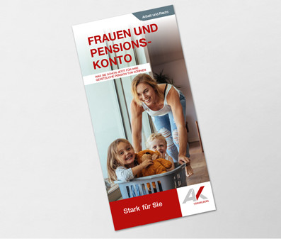 Titelbild Frauen und Pensionskonto © Jacob Lund, stock.adobe.com