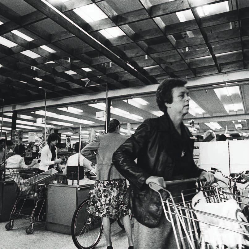 Supermärkte in Vorarlberg – ein viel diskutiertes Thema © Archiv Scan