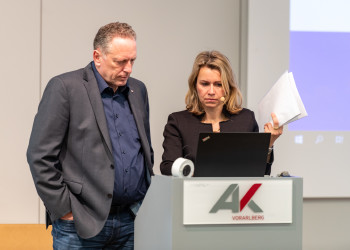 70 Kammerrätinnen und Kammerräte haben sich einen Tag lang vergewissert: Wo wollen wir hin mit der AK? © Jürgen Gorbach / AK