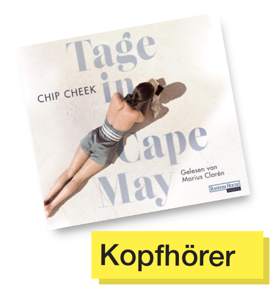 Buchtitel Tage in Cape May © Random House Audio