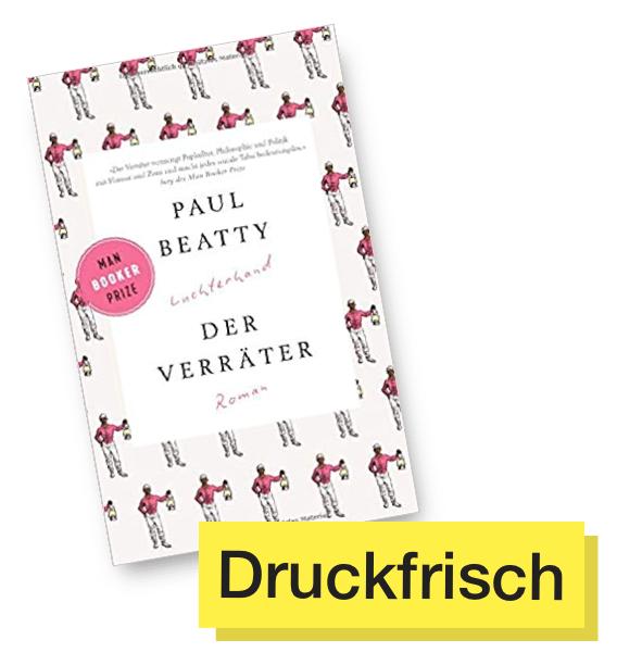 Buchcover Der Verräter © Luchterhand