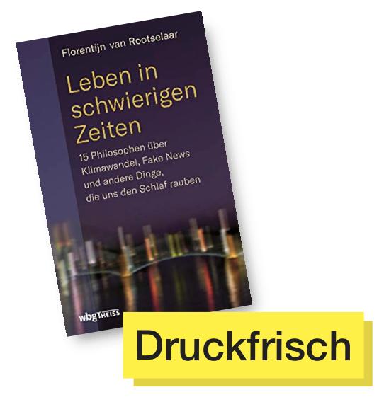 Buchtitel Leben in schwierigen Zeite © Theiss Verlag