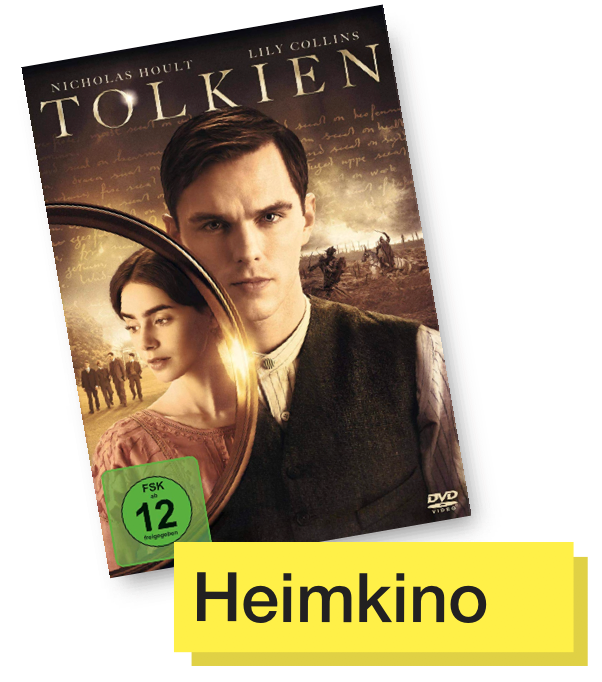 DVD Cover Tolkien © Twentieth Century Fox