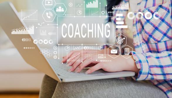 Coaching Grafik © Tierney, Adobe Stock
