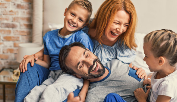 glückliche Familie © YakobchukOlena, stock.adobe.com