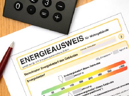 Energieausweis © PeJo, Fotolia.com