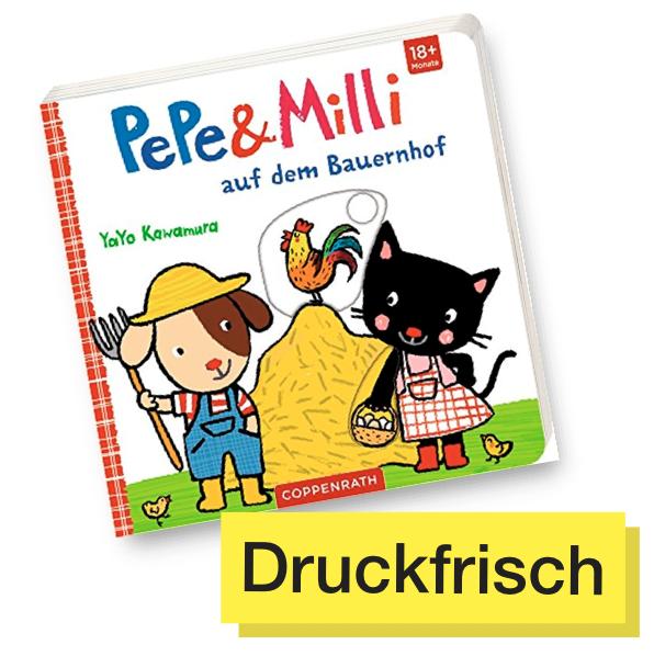 Buchcover © Coppenrath Verlag