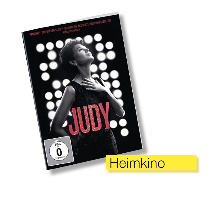 DVD Titel Judy © Entertainment One