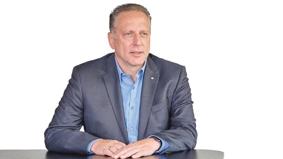 AK-Präsident Hämmerle © Miro Kuzmanovic