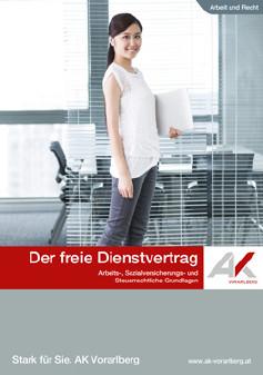 Der freie Dienstvertrag © bluejeanstock, fotolia.de