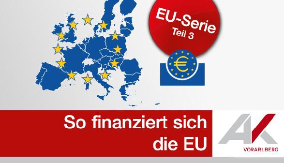 So finanziert sich die EU © AK, AK