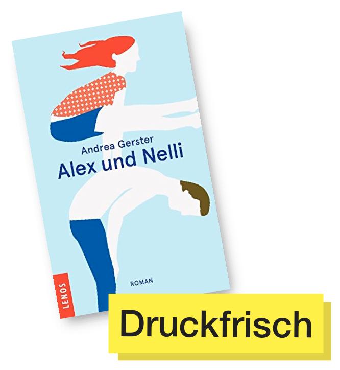 Buchtitel Alex und Nelli © Lenos Verlag