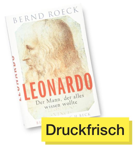 Buchtitel Leonardo © C.H. Beck Verlag