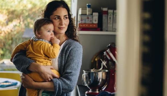 Spätestens drei Monate vor Ablauf der mitgeteilten Karenz müssen Eltern dem Arbeitgeber mitteilen, wie sie sich den Wiedereinstieg ins Unternehmen vorstellen. © Adobe Stock, Jacob Lund