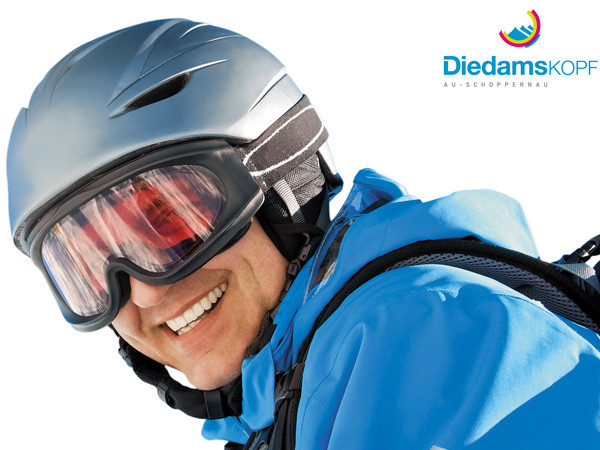 Schifahrer mit Helm © mma23, fotolia.de