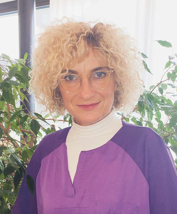 Emmy Altmiler, Pflegeassistentin © AK/Thomas Matt