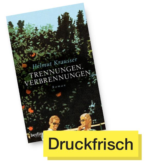 Buchcover © Berlin Verlag