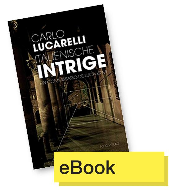 Buchcover Italienische Intrige © Folio Verlag