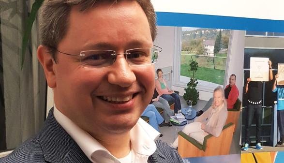 Philipp Kloimstein, Primar am Krankenhaus Maria Ebene © Stiftung Maria Ebene
