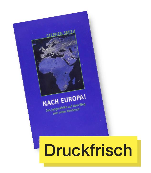 Titelbild Nach Europa! © Edition.fotoTapeta