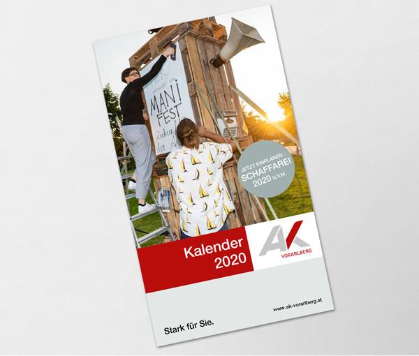 Kalender 2020 Titelbild © AK Vbg