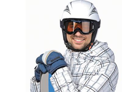Schifahrer © VadimGuzhva, fotolia.de