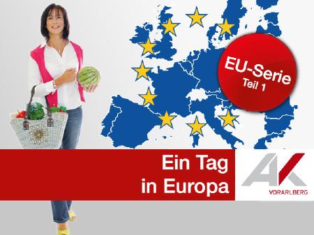 Ein Tag in Europa © AK, AK
