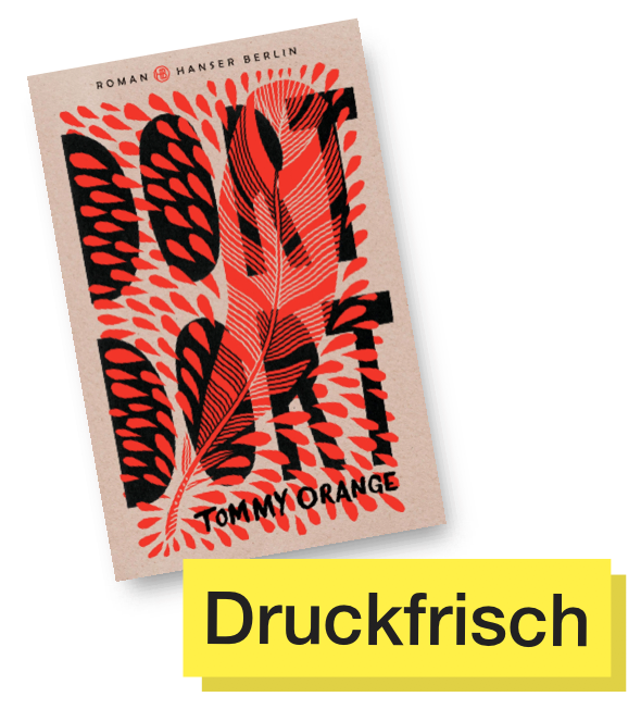 Buchcover Dort Dort © Carl Hanser