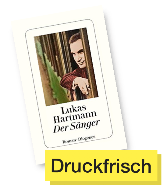 Buchcover © Diogenes Verlag