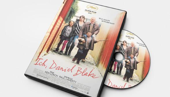 Filmcover Ich, Daniel Blake © Prokino