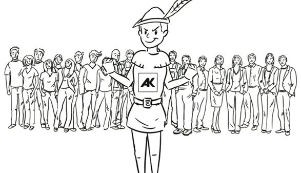 AK in 3 Minuten erklärt © AK, AK