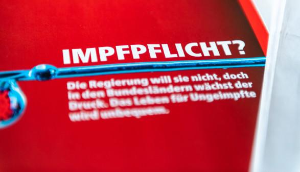Impfpflicht? © AK Vorarlberg, Jürgen Gorbach