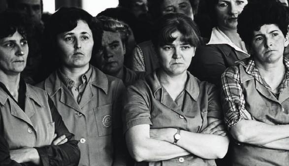 Frauen sehen den Trend am Arbeitsmarkt deutlich skeptischer als Männer. © Archiv Scan
