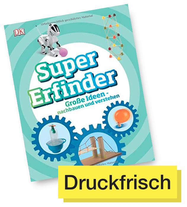 Super Erfinder © Dorling Kindersley