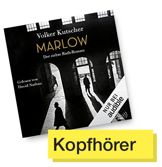 Cover Marlow © Hörbuch Hamburg