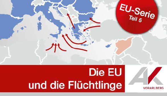 EU und die Flüchtlinge © AK, AK