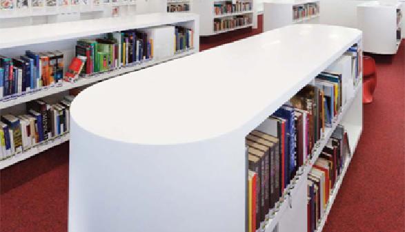 AK-Bibliothek Bludenz © Georg Alfare, Fotograf