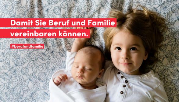 Kleinkind und Baby © Pexels