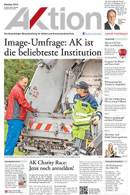 Portrait AKtion Oktober 2013 © AK, AK