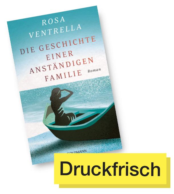 Buchcover  © Goldmann Verlag