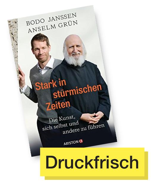 Cover Stark in stürmischen Zeiten © Ariston Verlag