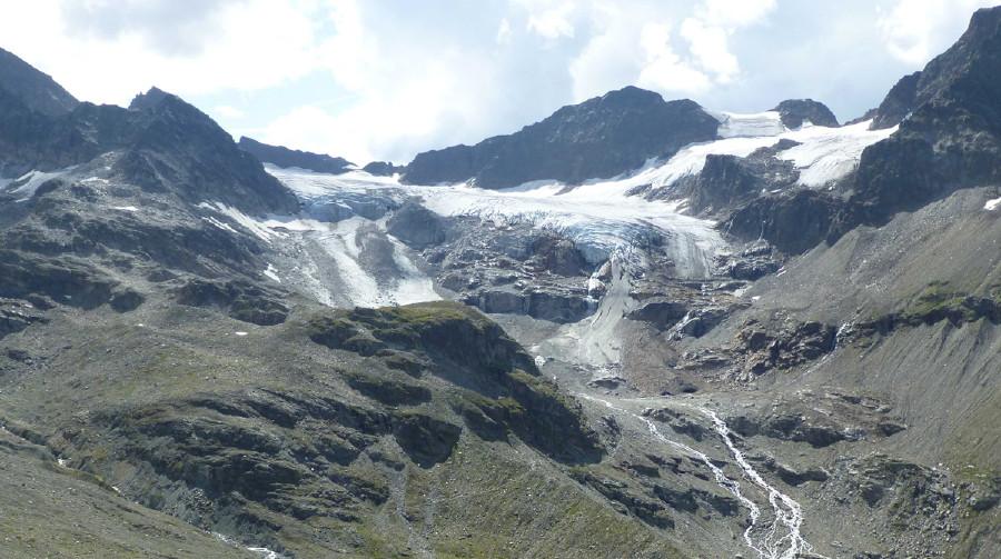 Ochsentaler Gletscher, 2019 © ÖAV Gletschermessdienst
