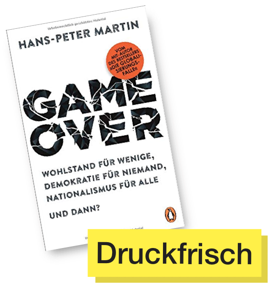 Buchcover Game over © Penguin